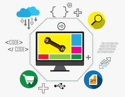 Software development services company